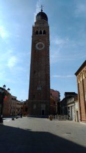 Campanile del Duomo di Chioggia