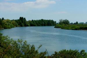 isola verde ciclabile