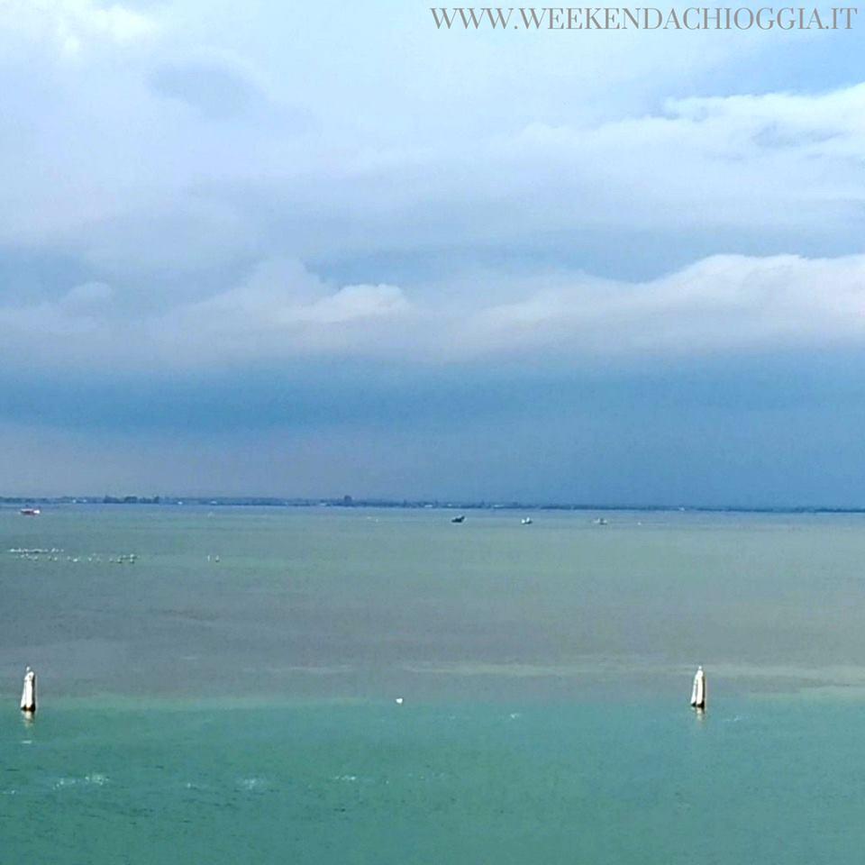 chioggia vista sulla laguna