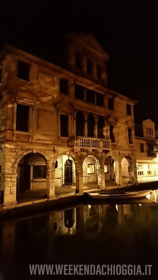 Palazzo Mascheroni Lisatti Chioggia