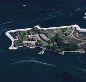 visita al Forte San Felice