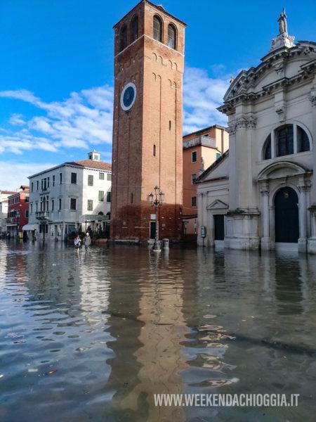 Immagini di Chioggia Torre di sant'andrea