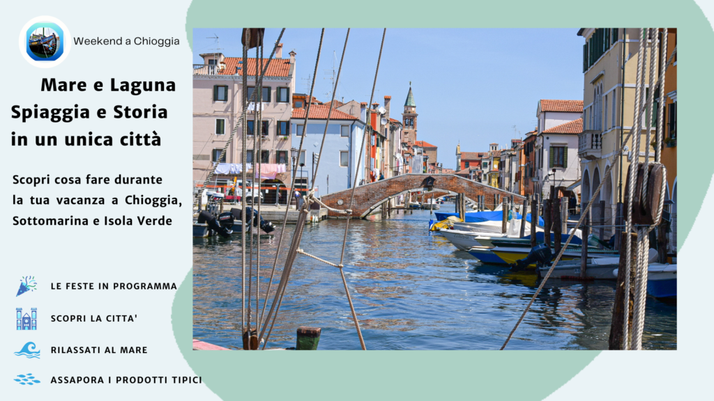 Weekend a Chioggia home page