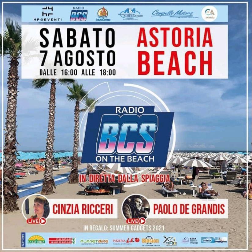 Astoria musica spiaggia dj